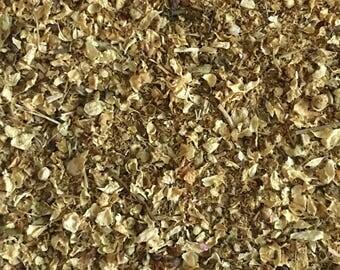 Meadowsweet Flowers, Dried Flowers, Filipendula ulmaria