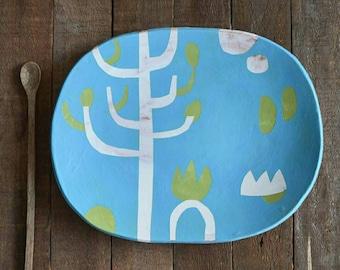 ON SALE ** Large Serving Platter