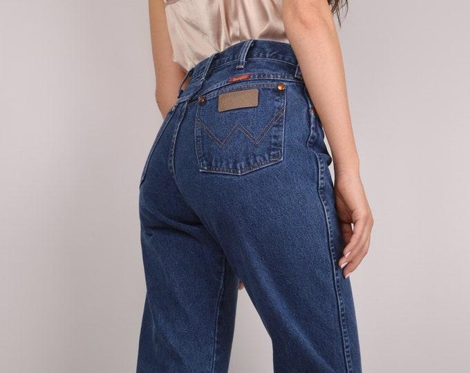 "Vintage Wrangler Cut Off Jeans / 27""W"