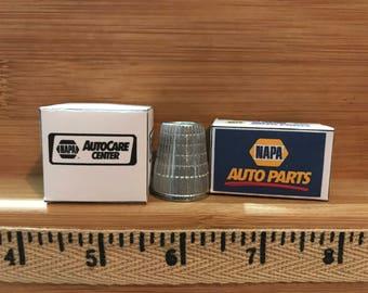 G-11 -  Miniature auto parts boxes  set of 2