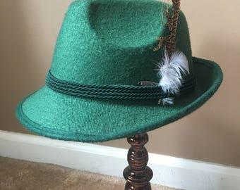Alpine German Octoberfest Hat