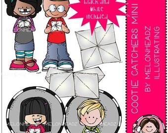 Cootie Catchers clip art - Mini