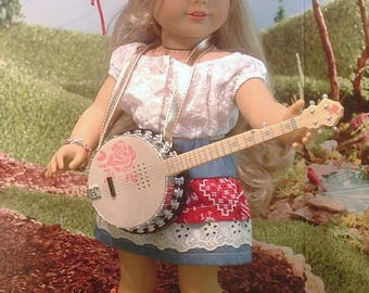 Fourth of July Party for Tenney American Girl Doll