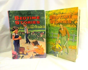 Set of two Uncle Arthur's BEDTIME STORIES