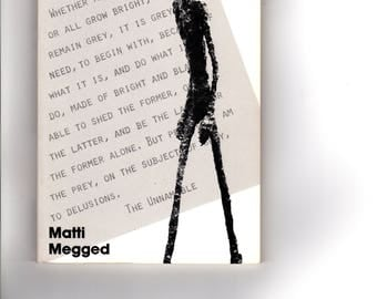 Dialogue in the Void: Beckett and Giacometti, 1985, Vintage Book, Collectible Book, Art Comparison, Paperback,