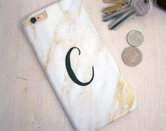 Marble Phone Case Personalised