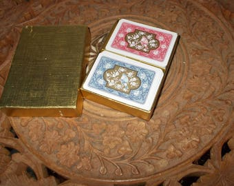 Vintage Ferd. Piatnik & Sons Two Decks Playing Cards