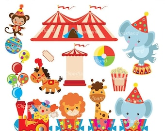 ON SALE INSTANT Download. Circus 15. Personal and commercial use.
