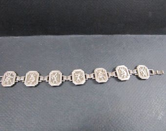 Kokopelli Southwest bracelet