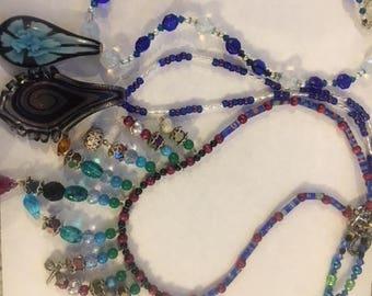 Long Statement Piece Necklaces