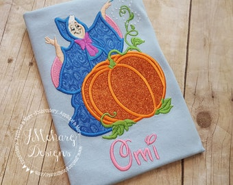 Fairy Godmother Custom embroidered Disney Inspired Vacation Shirt 1006