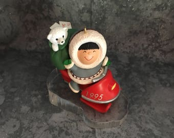 1995 Frosty Friends #16  Hallmark QX5169