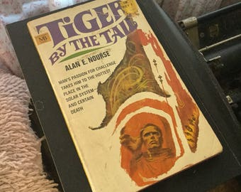 Tiger by the Tail vintage scifi book Nourse