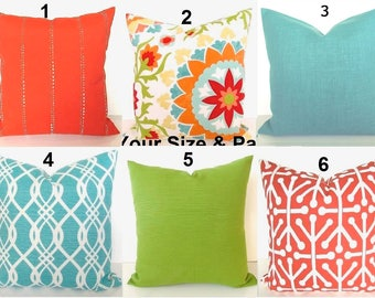 mint outdoor pillows turquoise blue outdoor pillow covers mint u0026 orange pillows yellow outdoor pillows 16
