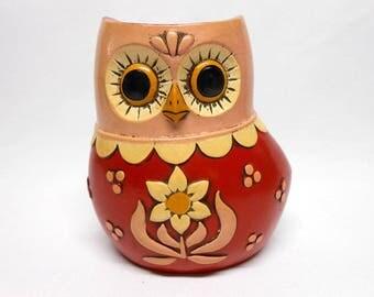 Owl Bank Pride 1968 Composite Vintage