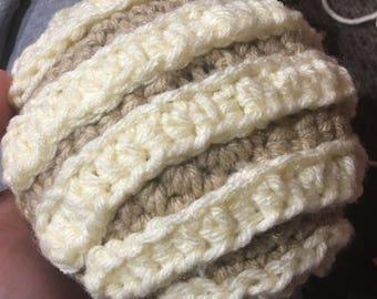 Crochet Conchita pan dulce
