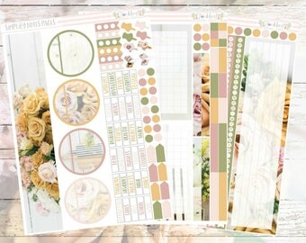 Simplify Notes Pages Planner Sticker Kit