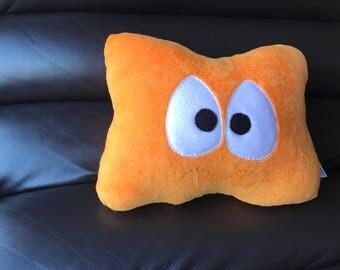 Orange Fluffy Mooshun