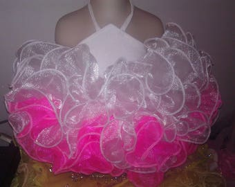 Babydoll Pageant Dress Shell