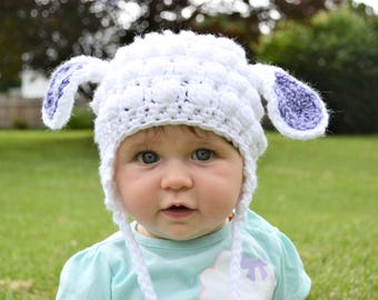 Little Lamb Hats-Made to Order
