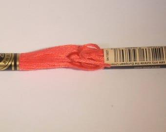 SKEIN NO. 3801 RED DMC MOULINE 8 M
