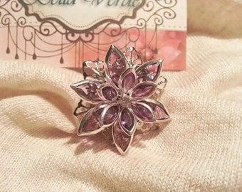 Fairy ring, fantasy, Fleur de Cristal