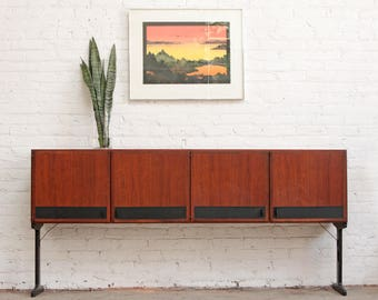 Jack Cartwright Walnut Sideboard