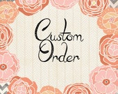 Custom Order for Your F.F.