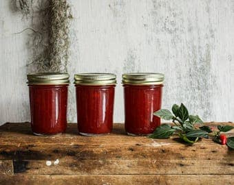Fresh Plum Thai Pepper Jam