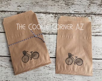 Bicycle Kraft Bags 10 count