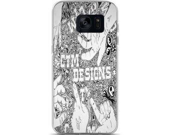 cTm Hands Samsung Case