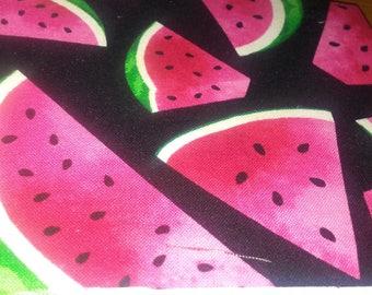 Watermelon placemats (set of four)
