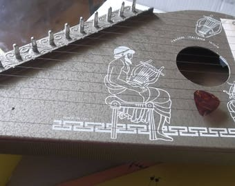 Junior Zither Musical Instrument