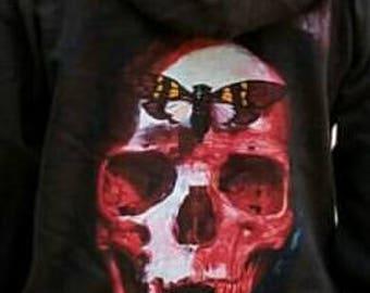 Death Skull Hoodie
