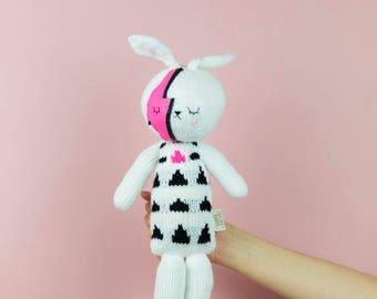 Bowie bunny - Ziggy