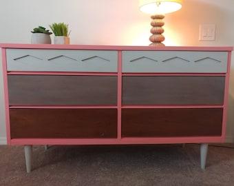 Bassett Dresser Etsy