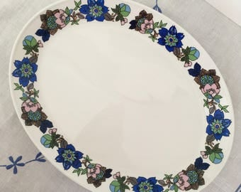 Johnson Bros Snowhite Ironstone platter