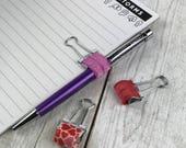 Planner Charm - Valentine...