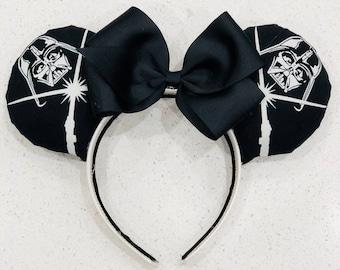 Starwars Ears with Mickey backside