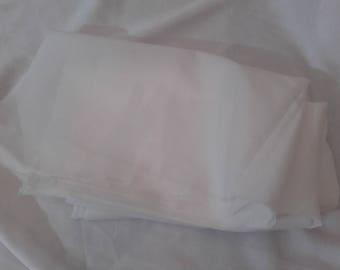 Witte bekleding stuk