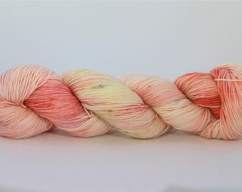 Creamsicle - Nova Sock Yarn - SW Merino Wool