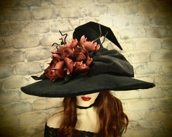 """Witch Hat """"Blood of Magnolia"""""""