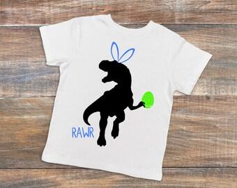 Dinosaur Easter Shirt, Easter Shirt, Boys Easter Shirt, Easter Outfit, Funny Easter Shirt, Easter Shirt for Boys, Easter Dino Shirt