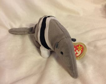Ants the anteater retired Beanie Baby 1997