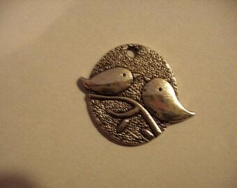 Birds, 1 Pendant (280)