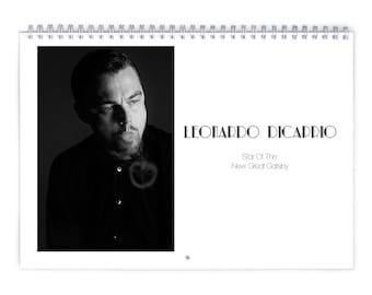Leonardo DiCaprio Vol.1 - 2018 Calendar