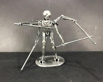 Zombie Grievous Custom Figure