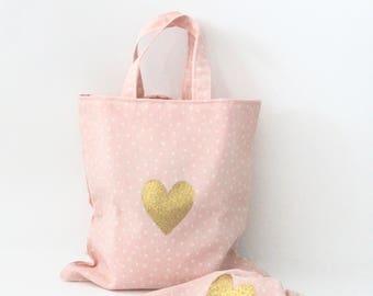 Small Bag | Golden Heart