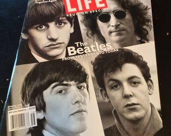 December 11, 1995 LIFE Magazine Reunion Special-The Beatles