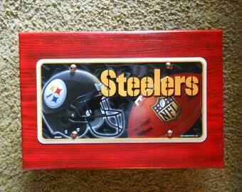 Steelers Football ..... Pistol Safe...
